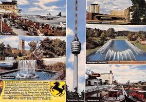 Stuttgart multiviews Neckarhafen Hoehenpark Killesberg Konzerthaus Liederhalle
