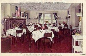 POINSETT BARRACKS ANSLEY WILCOX MANSION BUFFALO, NY