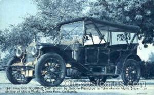 1911 Havers Touring Car Auto, Automobile, Car, Postcard Post Card  1911 Haver...