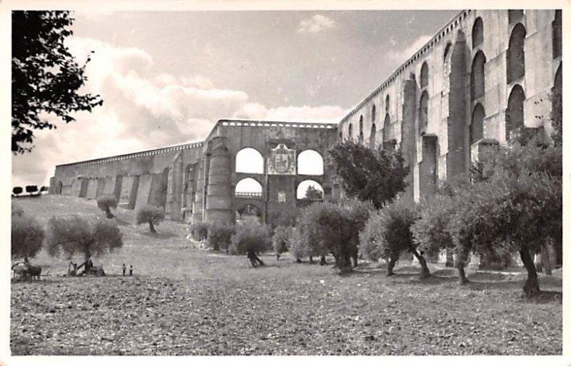 Aqueduto da Amoreira Elvas Unused