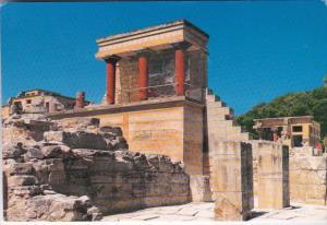 Greece Souvenir From Knossos Bar Coffees Fresh Juices 1997