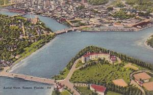Florida Tampa Aerial View