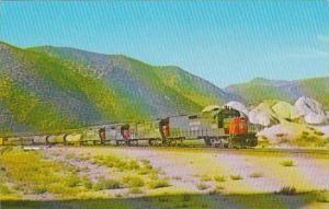 California Southern Pacific Train