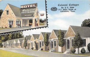 7425   TN  LaFollette     Colonial Cottages
