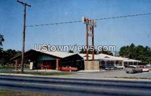 Heart of Fayetteville Motel in Fort Bragg, North Carolina