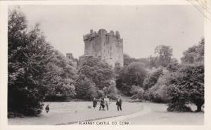 RP; CO. CORK , Ireland , PU-1964 ; Blarney Castle
