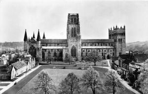 BR39699 Durham Cathedral the north face england