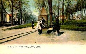 CT - Derby. The Town Pump