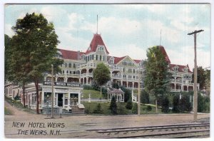 The Weirs, N.H., New Weirs Hotel