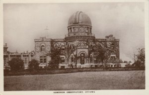 RP; OTTAWA, Ontario, Canada, 20-40s; Dominion Observatory