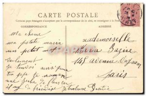 Gien Old Postcard View and East College