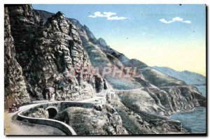 Old Postcard Italy