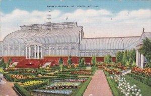 Shaws Garden Saint Louis Missouri 1943
