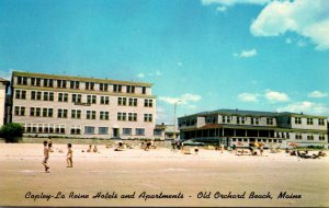 Maine Old Orchard Beach Copley-La Reine Hotels and Apartments