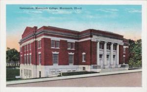 Illinois Monmouth Gymnasium Monmouth College