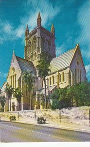 Anglican Cathedral Of The Most Holy Trinity Hamilton Bermuda