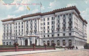 Hotel Fairmont, San Francisco, California, 1900-1910s