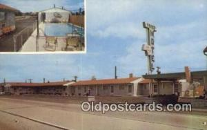 Trivet Motel, Lebanon, Pennsylvania, PA USA Hotel Postcard Motel Post Card Ol...