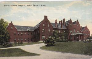 NORTH ADAMS, Massachusetts, PU-1914; North Adams Hospital