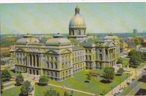 Indiana Indianapolis Indiana State House