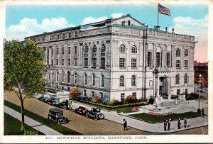 Connecticut Hartford Municipal Building