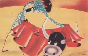 AS, Don Toro, Torero, Mexico, PU-1949