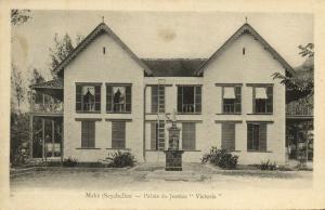 seychelles, MAHE, Palais de Justice Victoria (1899)