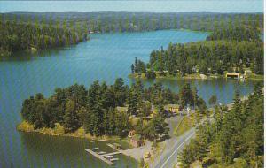 Canada Red Deer Lodge Nestor Falls Ontario