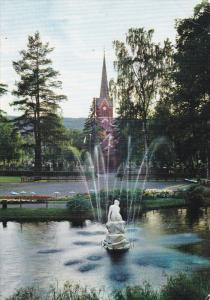 Lillehammer , Norway , PU-1973 ; Park & Church