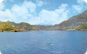 Samoa Czechoslovakia, Ceskoslovenske, Ceske Obce Sokolske Pago Pago Harbor Sa...