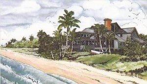 Florida Fort Lauderdale The Sea Watch Restaurant
