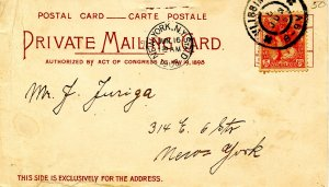 Red Star Line - Vaderland, Santa Maria.  Artist: Cassiers  (Private Mailing C...