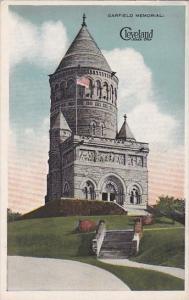 Ohio Cleveland Garfield Memorial 1918