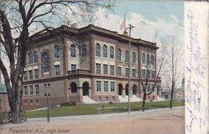 Rhode Island Pawtucket High School 1905