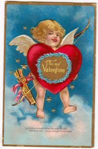 Valentine - Cupids with a Big Heart