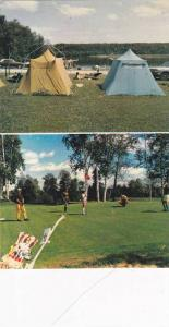 Golf Course & Camping , DOLBEAU , Quebec , Canada , 40-60s