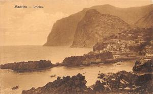 Portugal Madeira - Rocks