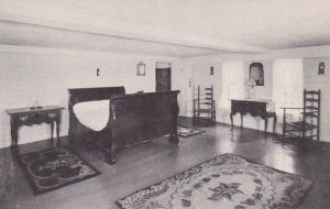 Massachusetts South The Longfellow Room Longfellows Wayside Inn Albertype