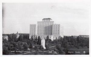 RP: REGINA , Saskatchewan , Canada , 1920-30s ;Hotel Saskatchewan