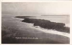 RP: Savary Island from the Sky , B.C. , Canada , 20-30s