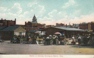 MARION , Ohio , 00-10s ; Market on Sunday Morning