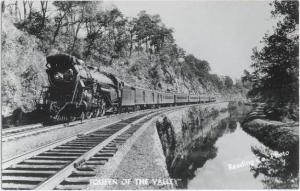 RPPC of Reading Railroad Co. 'Queen of the Valley'