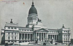 Argentina Buenos Aires Palacio Del Congreso