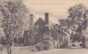 Virginia Westmorland County Memorial Mansion-Washingtons Birthplace Artvue