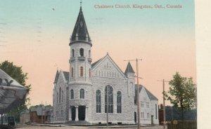 KINSTON , Ontario , Canada , 00-10s ; Chalmer's Church
