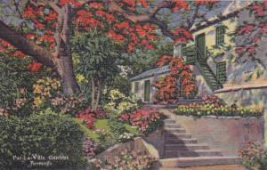 Par-La-Ville Gardens, Bermuda, 30-40s