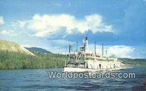 S S Klondike, Yukon River Yukon Canada 1967