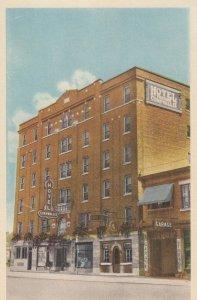 CORNWALL , Ontario , Canada , 1930s ; Hotel Cornwallis