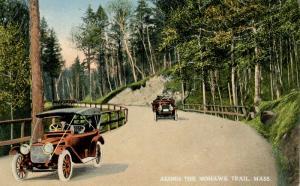 MA - Berkshires, Mohawk Trail. Along the Trail