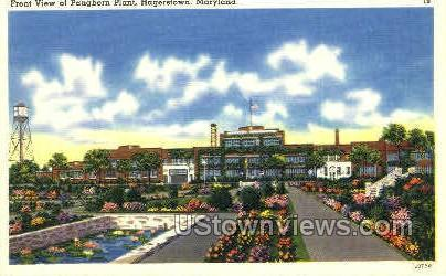 Pangborn Plant Hagerstown MD Unused